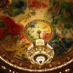 劇団四季『オペラ座の怪人』2017京都公演から客席頭上シャンデリアとアーチ天使像が復活!京都劇場