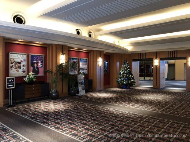 ハービスENT7階エレベーター前フロア